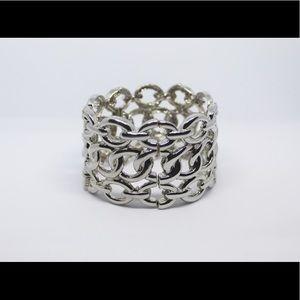 Jewelry - 🚨 5/$20 Silver chain link  bracelet